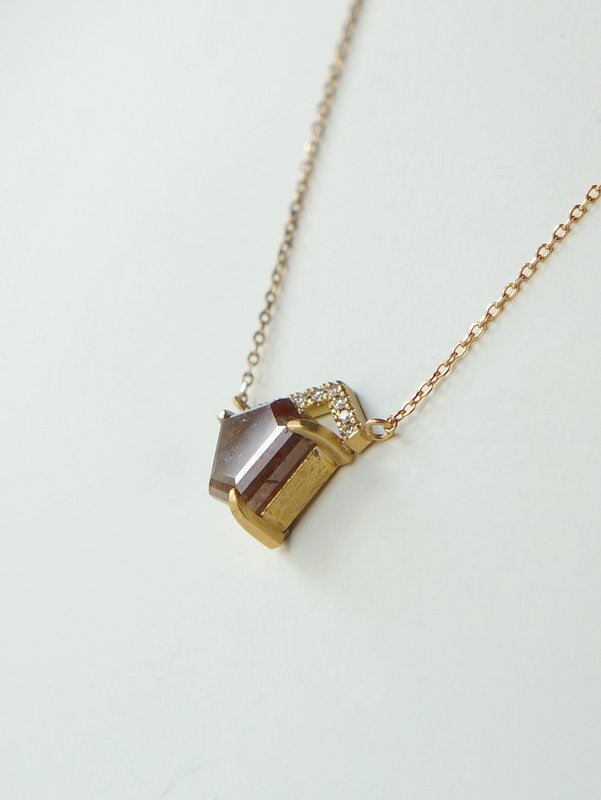 GICLAT /  necklace 【G34N2L】 K18