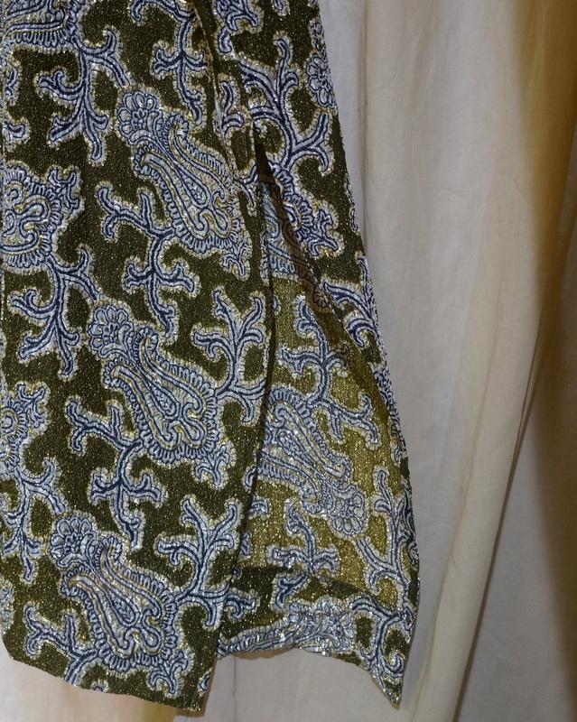 HATRA / Morpho Shrink Robe Olive