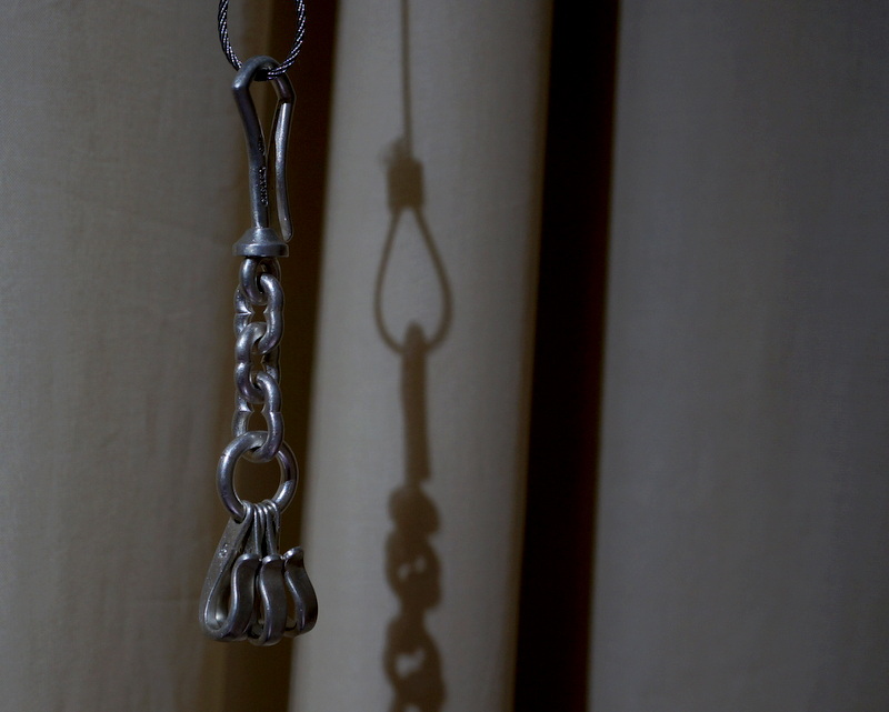 GIFTED / 3∞5HOOK KEY RING (limited)