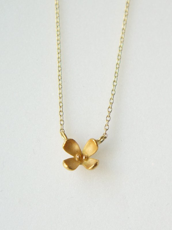 WATARU YAMAZAKI(ワタル ヤマザキ)Kinmokusei pendant