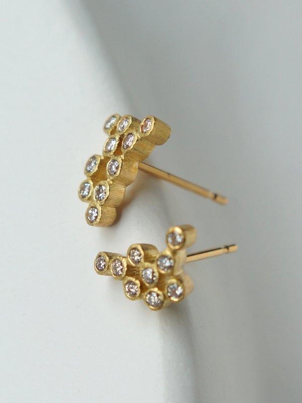 GICLAT pierce 【G26P1Y】 K18