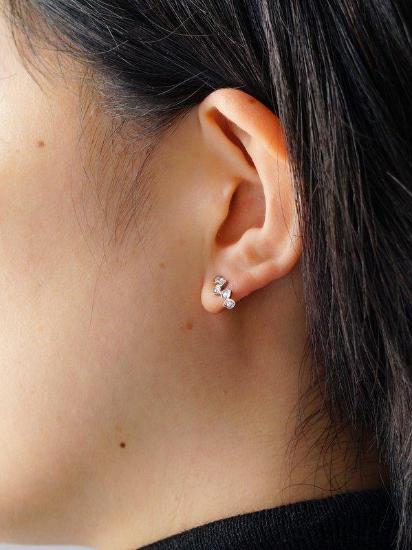 GICLAT pierce 【G04P2W】 K18