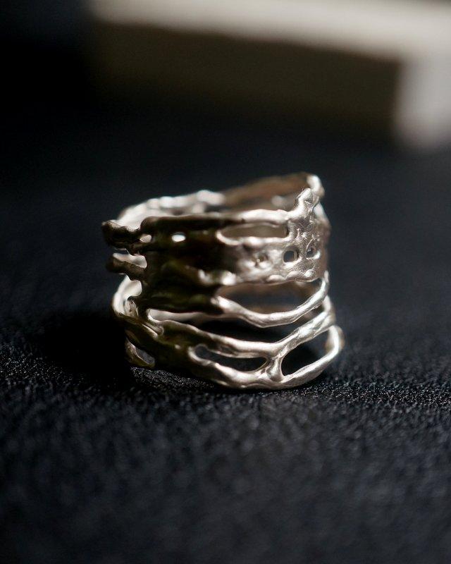 yuka ishikawa  yarn ring D 11号