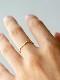 GICLAT ring 【G15R1Y】 K18