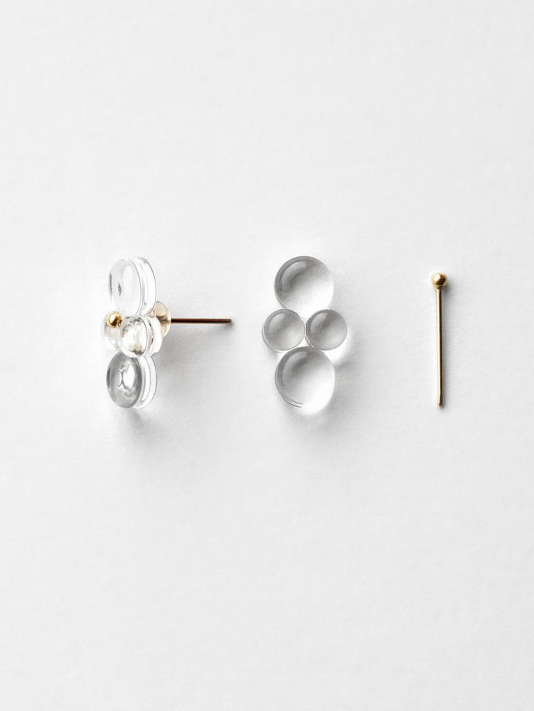 bubun (ブブン) boe050 #5 earrings