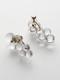 bubun (ブブン) boe010(S)-011(M) #1 earrings