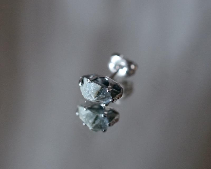 CHIMASKI/ street diamond ピアス �