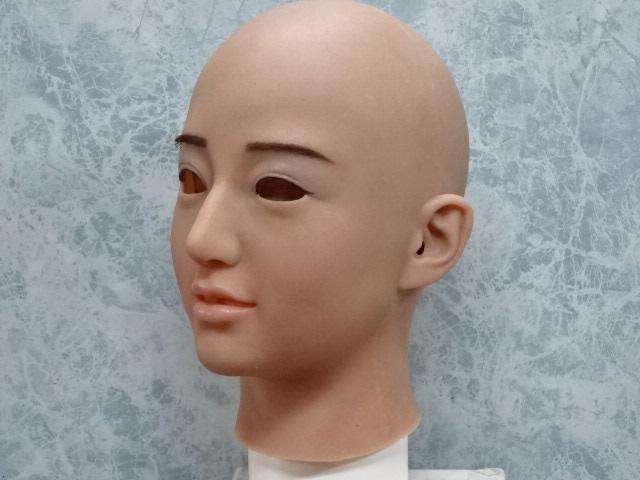 ◆シリコンフィメールマスク・サニー,ROANYER