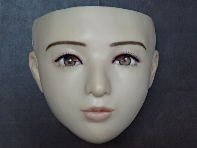 ハーフタイプ・シリコンフィメールマスクタイプ I (アイ) スタジオ,F,D