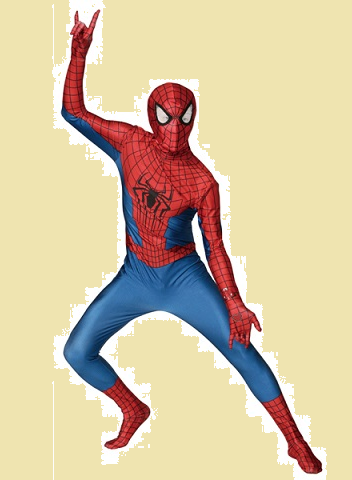 スパイダーマンコスチューム・アメイジングスパイダーマン2