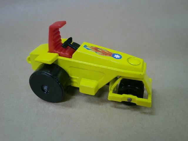 マッチボックス、ロードローラー