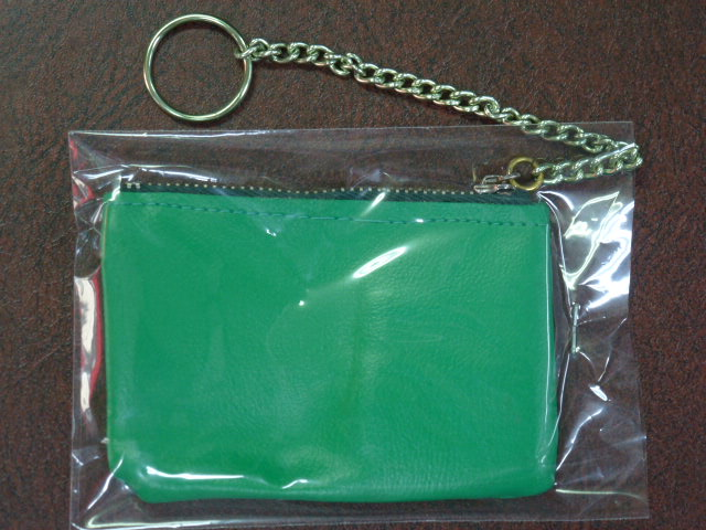 オバケのQ太郎コインパース、緑