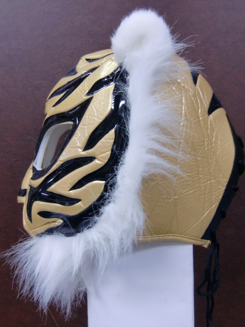 スーパーゴールド タイガーマスク・プロレスマスク
