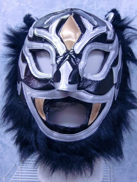 スーパーブラックタイガーマスク・プロレスマスク