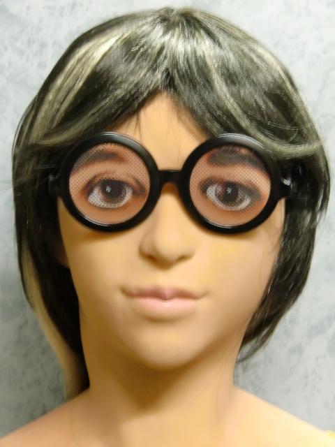 どっきり変装メガネ・丸目