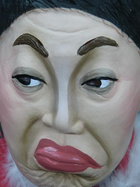 さそり座の男・コロッケさん公認ものまね爆笑変身マスク