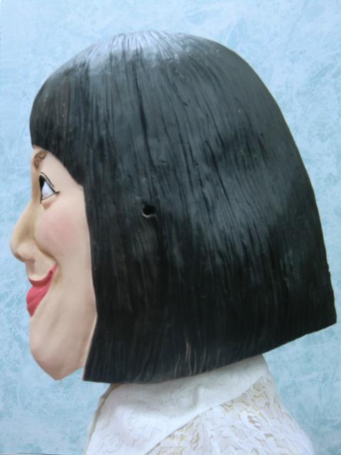 シンデレラクウィーン・コロッケさん公認ものまねのモノマネマスク