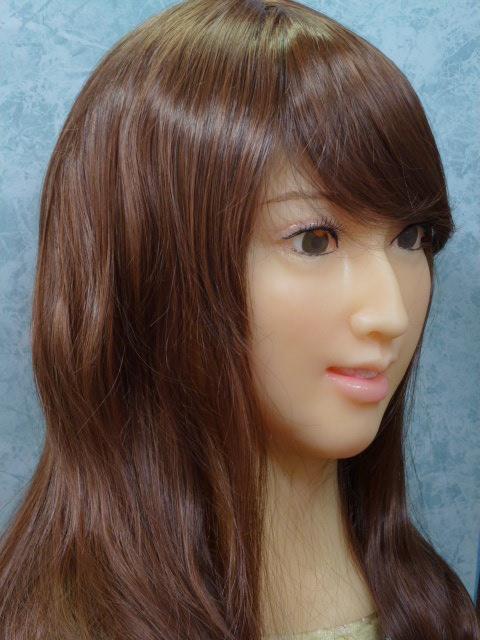 ・シリコン フィメールマスク・タイプA、◆St.ファンデザイン