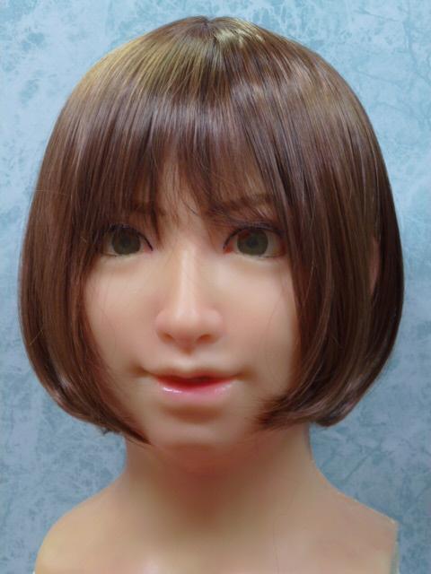 シリコン フィメールマスク・タイプE、◆St.ファンデザイン