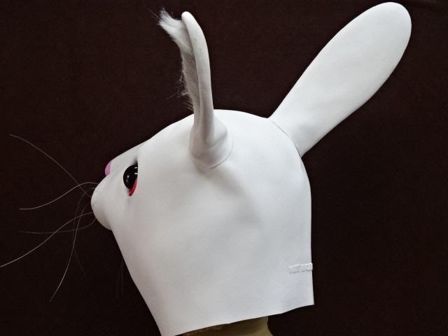 兎のかぶりもの・NEWうさぎマスク