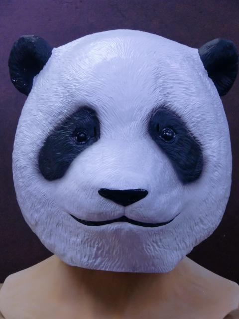 パンダのかぶりもの・パンダちゃんマスク