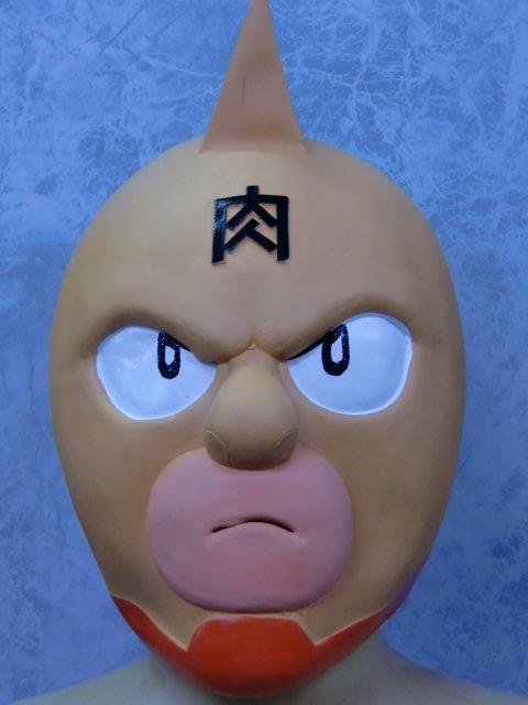 キン肉マンマスク・ゆでたまご東映アニメ公認
