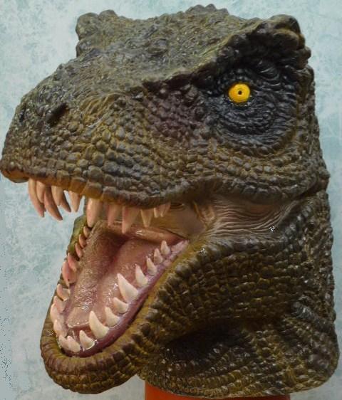 恐竜かぶりもの・T-REXマスク
