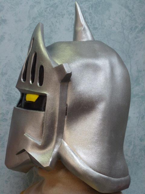 ロビンマスク・キン肉マンかぶりものシリーズ