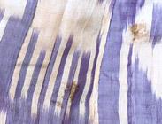 民族衣装 EC-020 ウズベク族 イカット ハラト(女性用コート)