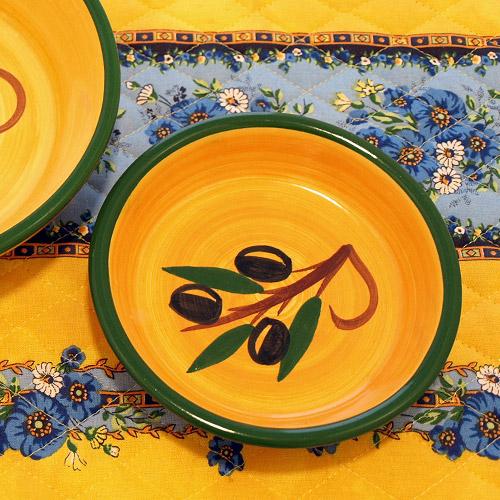 スペイン陶器 SP-32065OL 小皿