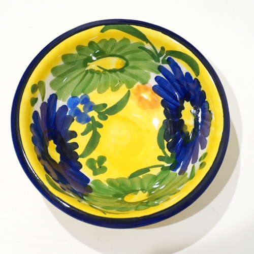 スペイン陶器 SP-22N 小鉢ボウル/青花