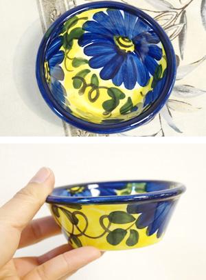 スペイン陶器 SP-3316AA 小鉢