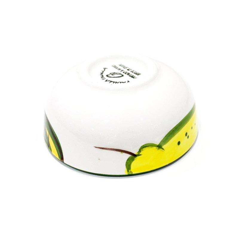 スペイン陶器 SP-6021LIM 丸ボウル