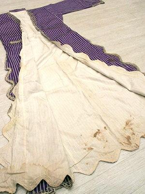 民族衣装 EC-012 トルコ ウチュ・エテッキ(女性用コート)