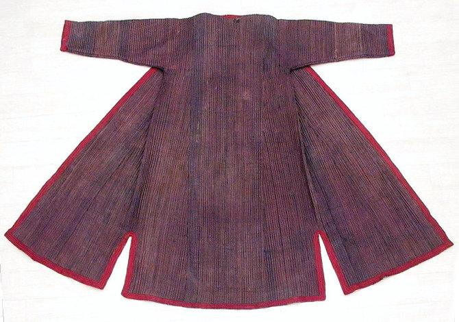 民族衣装 EC-009 ウズベク チャパン(男性用コート)