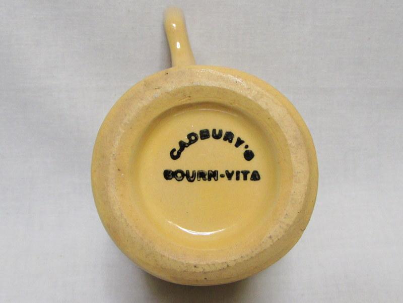 CADBURY'S BOURN-VITA キャドバリー ボーンヴィータ マグカップ SWEET DREAMS