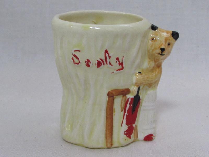 SOOTY スーティ エッグカップ クリケット