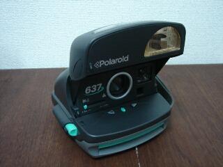 ポラロイド637