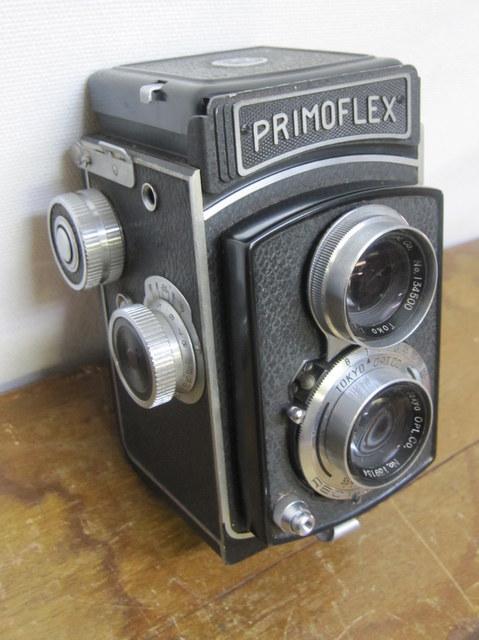 PRIMOFLEX プリモフレックス 東京光学 二眼レフ