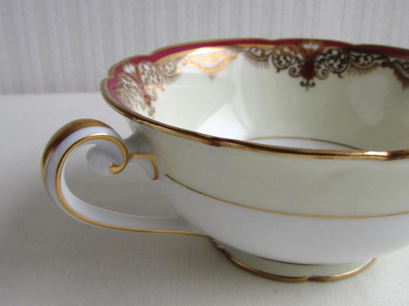オールドノリタケ スープカップ MYRTLE