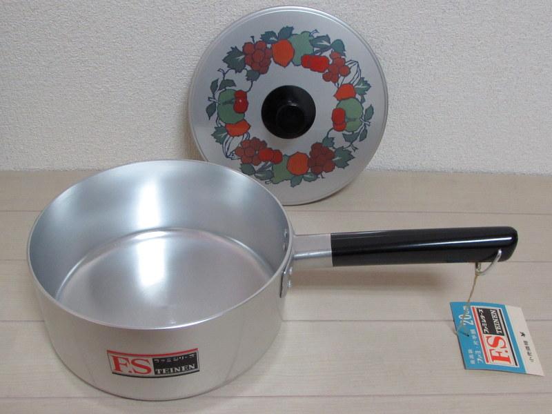 RP029 テイネン ファミパン ファミ片手鍋 20cm