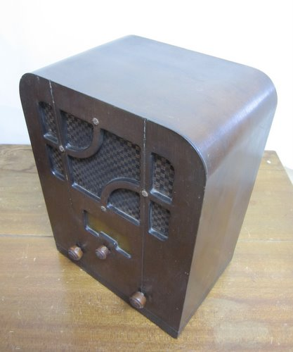 ER004 VICTOR 真空管 ビクターラジオ受信器 R-101