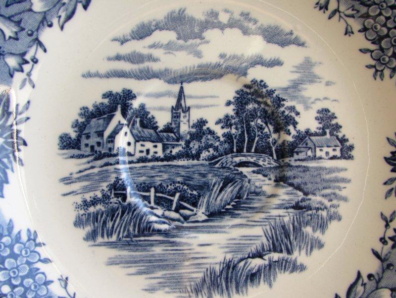 ALFRED MEAKIN アルフレッドミーキン カップ&ソーサー English Village