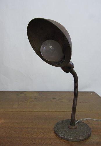 デスクライト 電気スタンド(神戸電機製作所)