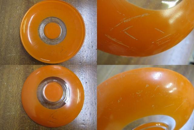 OLD DURALEX  カラーデュラレックス カップ&ソーサー