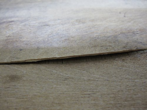 古い木の黒板 02