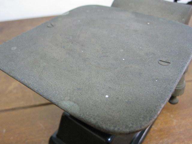 古い上皿天秤はかり Negishi Scale