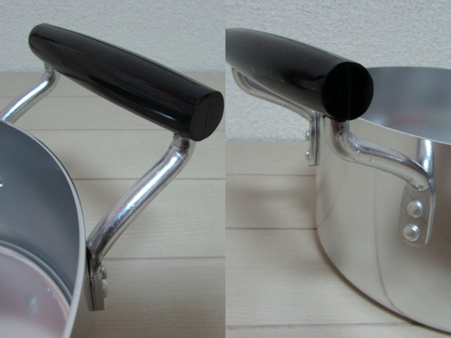 RP030 理研 ビーナス両手鍋 18cm