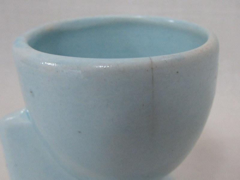 SOOTY スーティ エッグカップ 木琴 水色