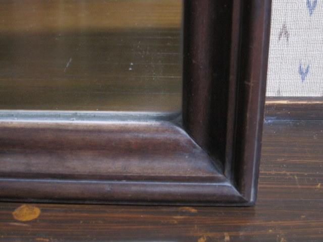 アンティークミラー 古い鏡 01